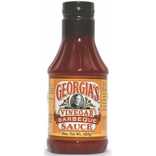 Georgia's Vinegar Barbeque Sauce