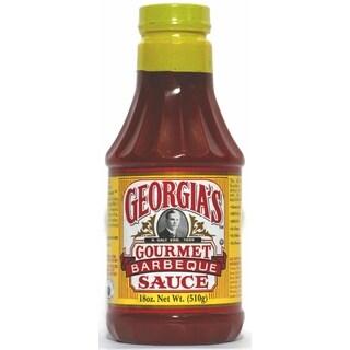 Georgia's Gourmet Barbecue Sauce (18 ounces)