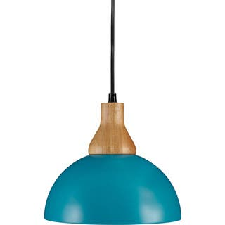 Signature Design by Ashley Idania Metal 1-light Pendant Light|https://ak1.ostkcdn.com/images/products/10487996/P17575915.jpg?impolicy=medium