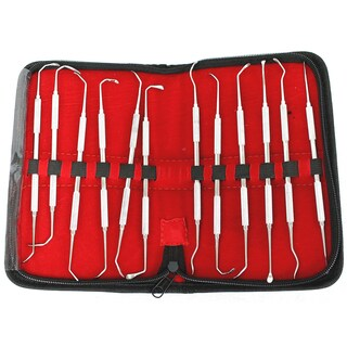 12-piece Sinus Lift Dental Implant Instruments Set