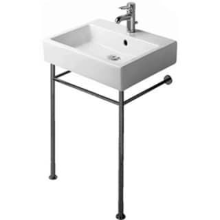Duravit White Alpin Vero Ceramic 18.250 23.625 Bathroom Console