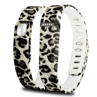 Zodaca Design Pattern Smart TPU Replacement Case Wristband for FITBIT FLEX Bracelet Health Devices (2 options available)