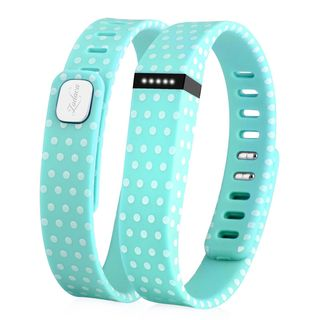 Zodaca Smart TPU Replacement Case Wristband for FITBIT FLEX Bracelet Health Devices