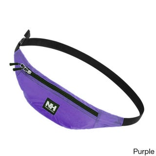 Ultra Light Stretch Waist Pack (Option: Purple)