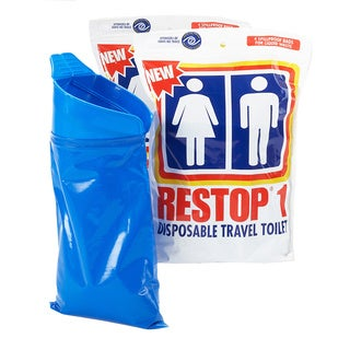 RESTOP Liquid Waste Bag