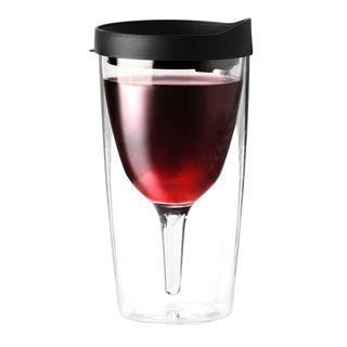 Asobu's Vino 2 Go Double Wall Insulated Wine Tumbler