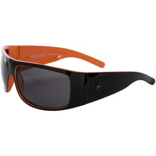 Spiderwire® Fiddleback Sunglasses (size: M/ L) (Option: Orange/Grey/Black)
