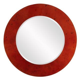 Allan Andrews Kayla Round Wall Mirror