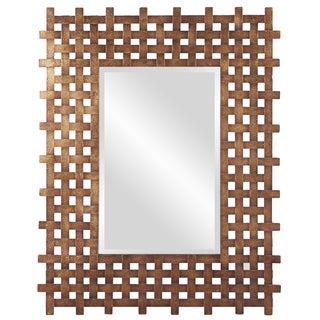 Allan Andrews Burma Square Mirror