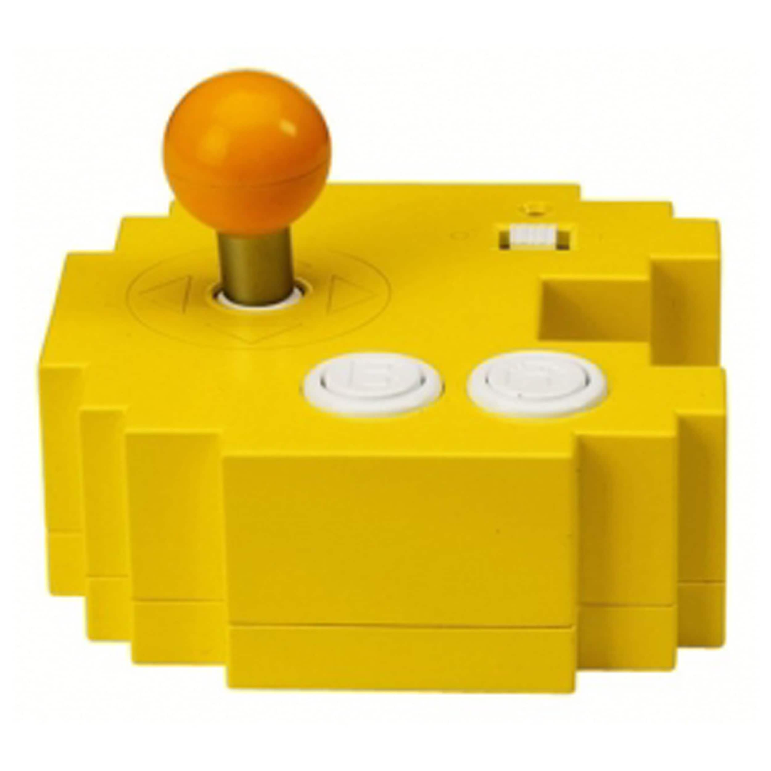 Bandai Pac-Man Connect and Play 12 Classic Games (1), Yel...