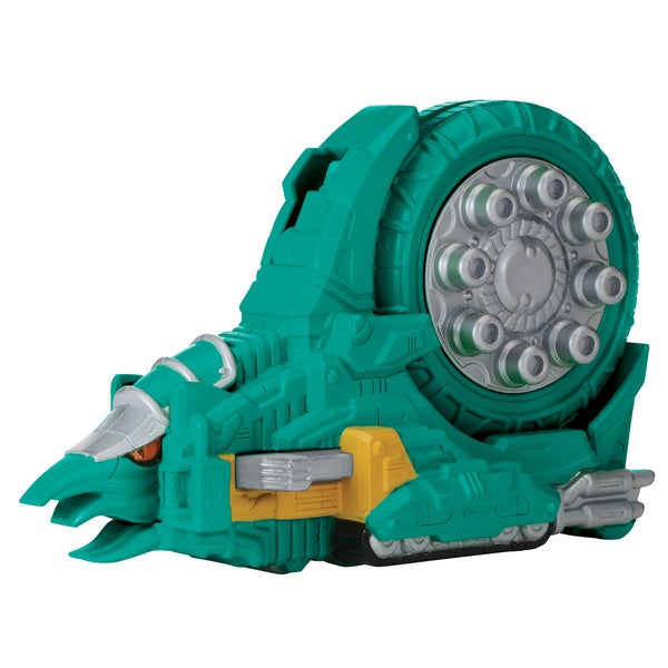 Bandai Power Rangers Ammonite Zord with Charger