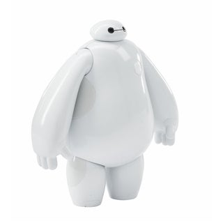 Bandai Big Hero 6 White Baymax Basic Figures