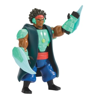 Bandai Big Hero 6 Wasabi No-Ginger Basic Figure