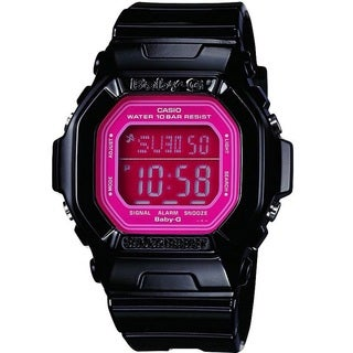 Casio Women's BG5601-1 Baby-G Pink Watch