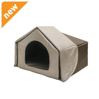 Homepop Comfy Hidden Pet Bed Ottoman Bench Free Shipping
