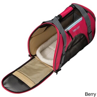 Bergan Pet Dog or Cat Comfort Carrier