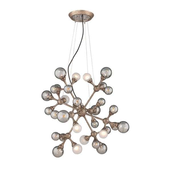 corbett lighting element 32 light pendant free shipping today