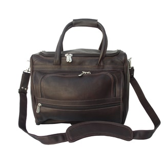Piel Leather Small Computer Carry-on Bag