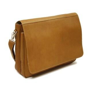 Piel Leather Professional Laptop Messenger