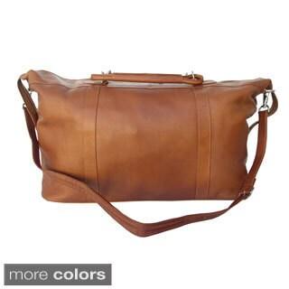 Piel Leather Large Carry-on Satchel