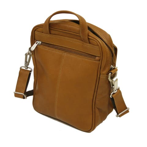 Piel Leather Traveler's Carry-all Bag