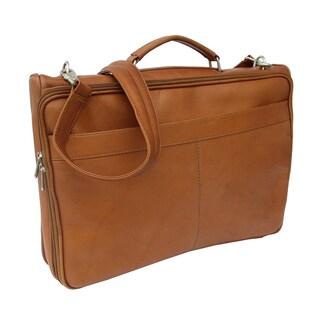 Piel Leather Double Executive Computer Bag