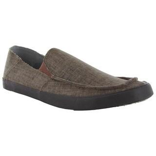 Robert Wayne Mens Palm Casual Slip On Loafers