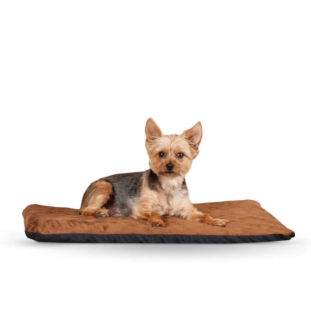 """K&H Manufacturing Ortho Thermo Pet Bed (17"""" x 27"""" x 3""""), ..."""