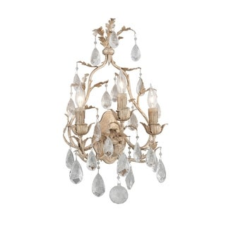 Corbett Lighting Vivaldi 3-light Wall Sconce