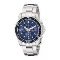 Victorinox Swiss Army Men's 241689 'Maverick' Chronograph Stainless Steel Watch