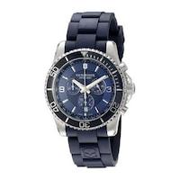 312ae776b39 Victorinox Swiss Army Men s 241690  Maverick  Chronograph Blue Rubber Watch