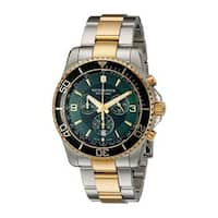 Victorinox Swiss Army Men's  'Maverick' Chronograph Two-Tone Stainless Steel Watch