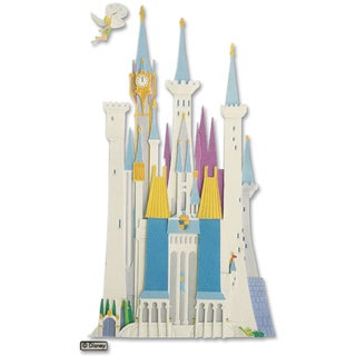 Disney Dimensional StickersDisney Castle