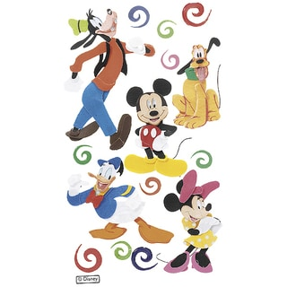 Disney Dimensional StickersMickey & Friends