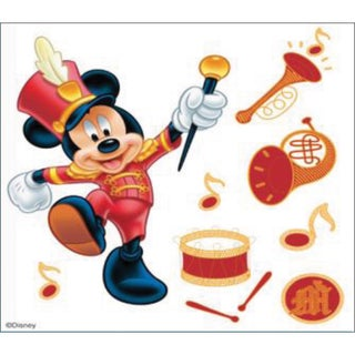 Disney Dimensional StickersMickey Parade