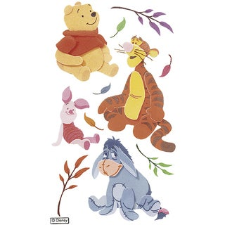 Disney Dimensional StickersWinnie The Pooh & Pals