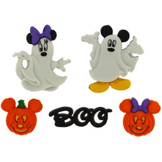 Dress It Up Licensed EmbellishmentsDisney Mickey & Minnie Ghosts