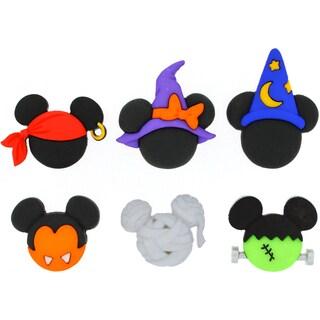 Dress It Up Licensed EmbellishmentsDisney Mickey & Minnie Halloween Hats