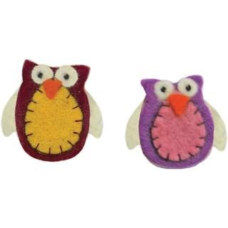 Feltworks Owl Duo2/Pkg