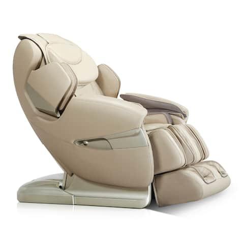 APEX AP-Pro Lotus Faux Leather Massager Chair