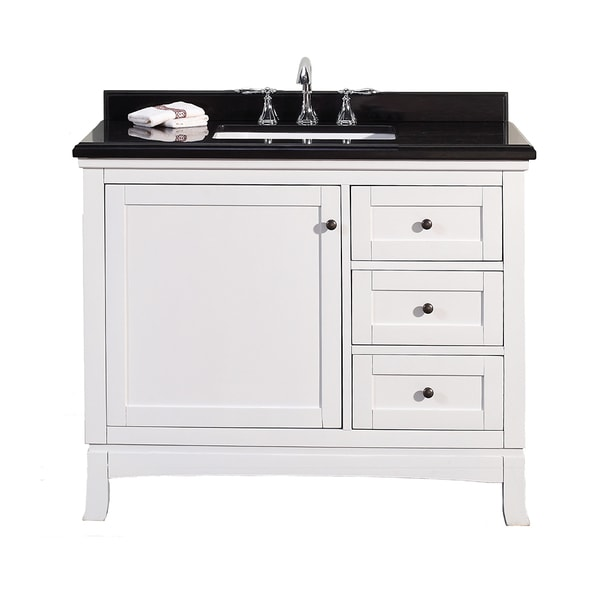 Shop Ove Decors Sophia 42 Inch Single Sink Bathroom Vanity With