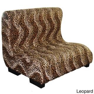 Plush Tufted Upholstery Pet Furniture