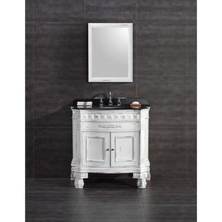 bathroom vanities 36 inch. ove decors york 36-inch single sink bathroom vanity with granite top vanities 36 inch