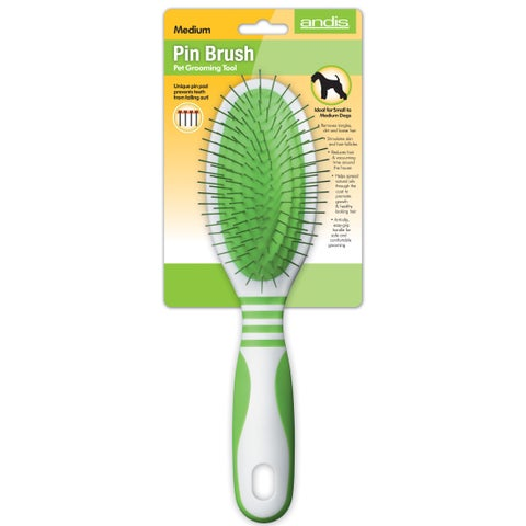 Andis Dog Grooming Pin Brush