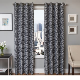 Barrie Grommet Top Curtain Panel
