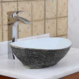 Buy Oval Bathroom Sinks Online At Overstock Our Best