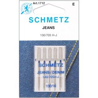 Jean & Denim Machine NeedlesSize 16/100 5/Pkg