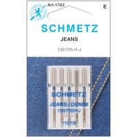 Jean & Denim Machine NeedlesSize 18/110 5/Pkg