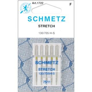 Stretch Machine NeedlesSize 11/75 5/Pkg