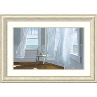 Karen Hollingsworth 'Intention' Framed Art Print 34 x 24-inch